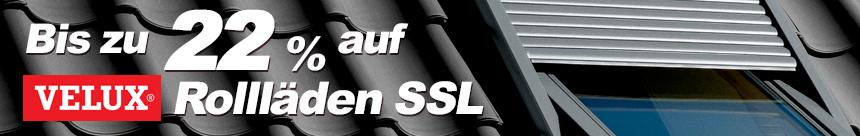 Rabatt-Anzeige VELUX SSL