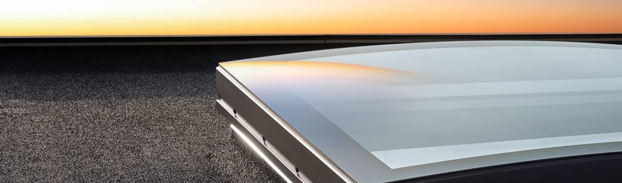 VELUX Flachdachfenster