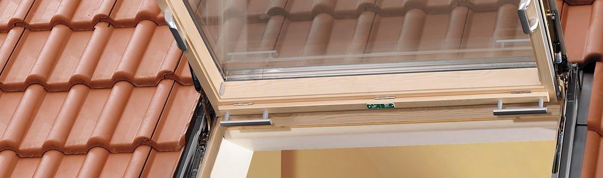 Velux wohn ausstiegsfenster gtu sk08 0070 polyurethan for Wohnraumfenster kunststoff