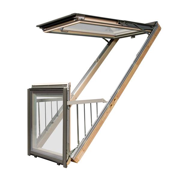 Balkonfenster FGH Galeria