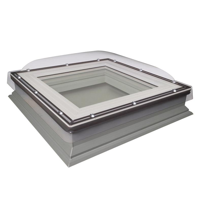 Flachdach  Fenster Secure