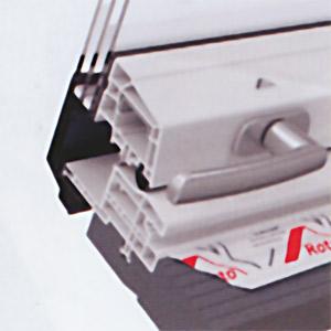 Roto Dreifach-Verglasung