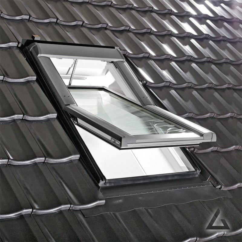 RotoTronic Elektro Schwingfenster WDT R6