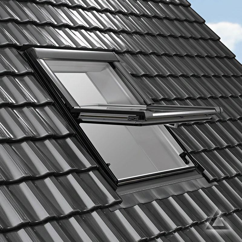 Schwingfenster WDF R6 Kunststoff