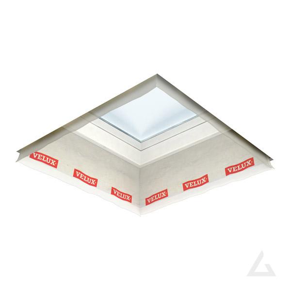 Dampfsperrschürze BBX für Flachdach Fenster