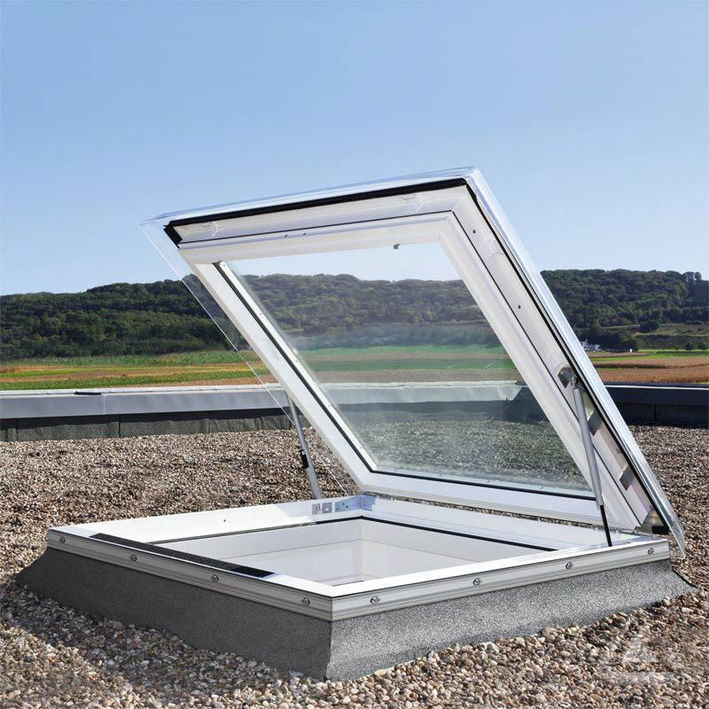 Flachdach Ausstiegsfenster CXP
