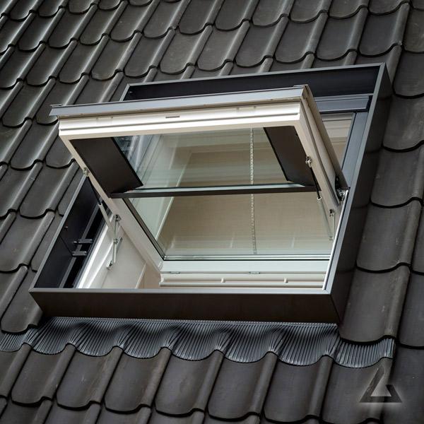 Rauch  und Wärmeabzugsfenster GGU Kunststoff