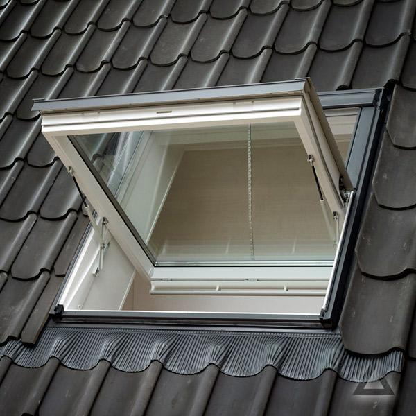Rauchabzugsfenster GGU Kunststoff