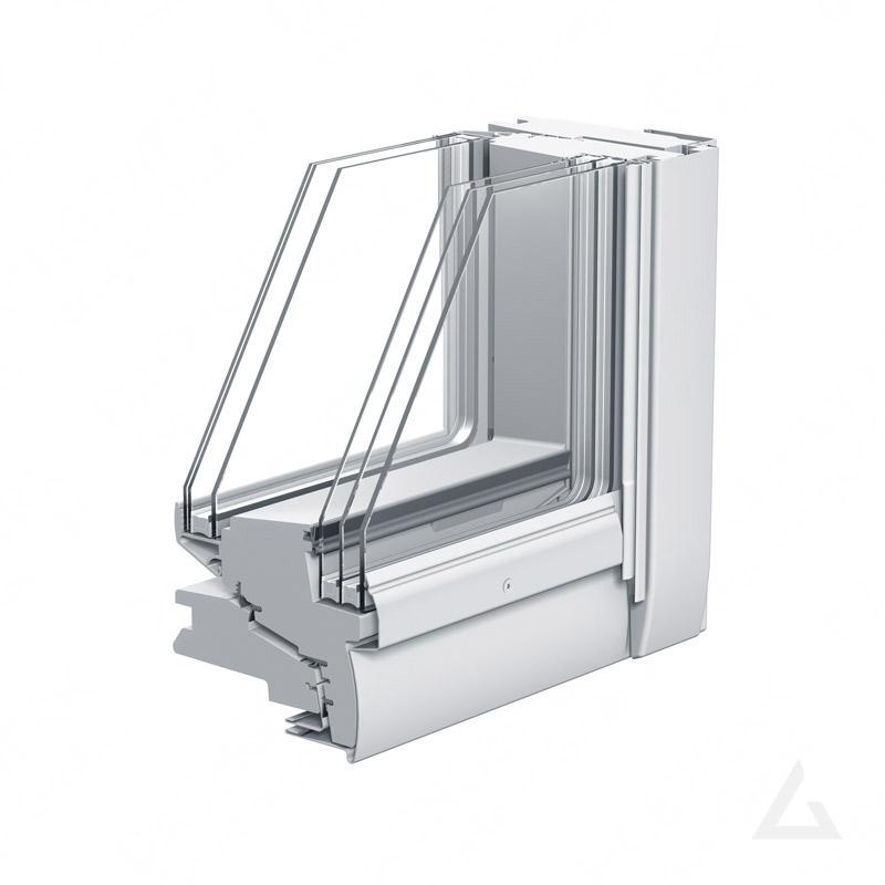Fünffach Verglasung GGU Passivhaus