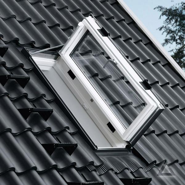 Wohn Ausstiegsfenster GXU mit Türfunktion