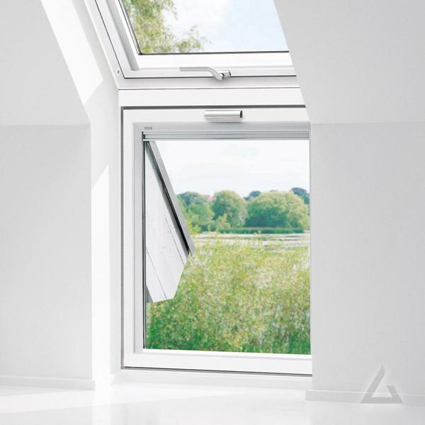 Zusatzelement Wand VFE Holz Kippfenster