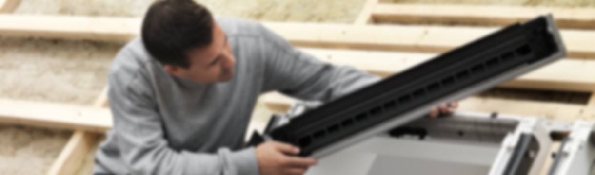Dachfenstereinbau – do it yourself