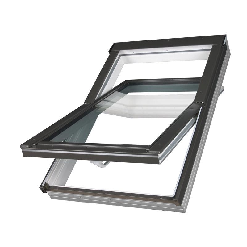 Kunststoff  Schwingfenster PTP
