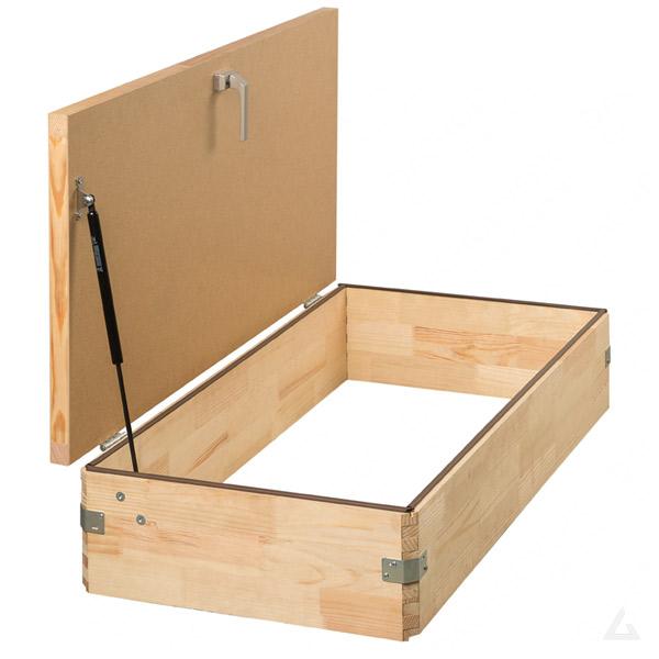 FAKRO LXW Oberdeckel inklusive Erweiterungskasten