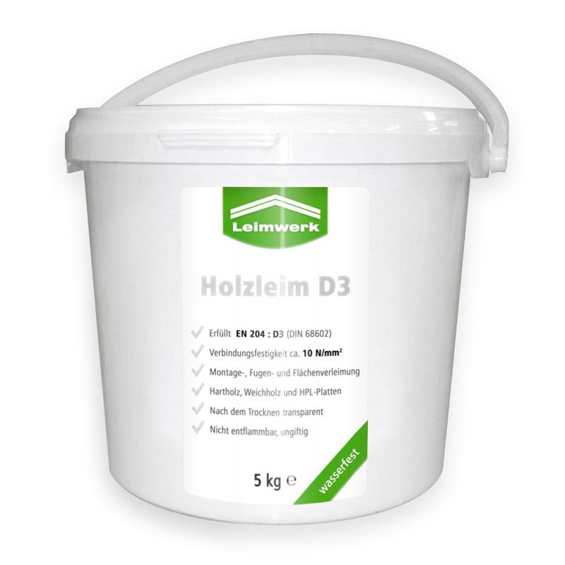 Leimwerk Holzleim D3