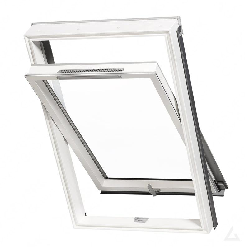 Kunststoff Schwingfenster ECOREST von Liteleader
