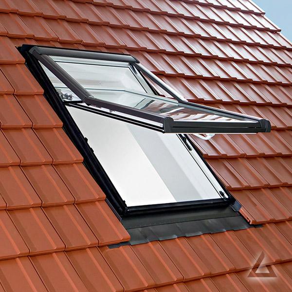 Hochschwingfenster WDF R7 Aussenansicht