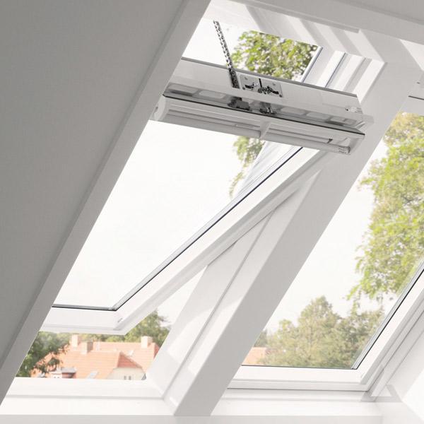 Dachfenster Solarfenster