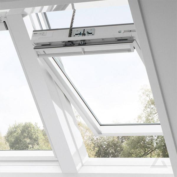 INTEGRA Schwingfenster GGU elektro Kunststoff