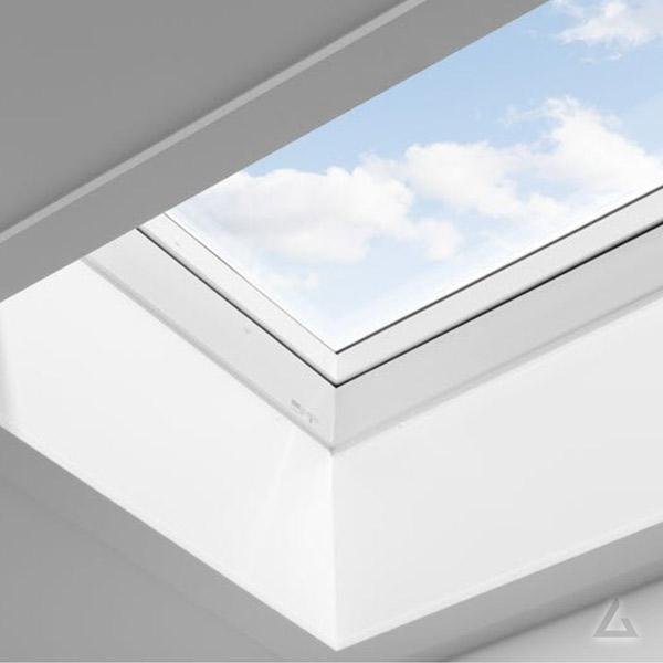 Flachdachfenster Innenfutter LSF