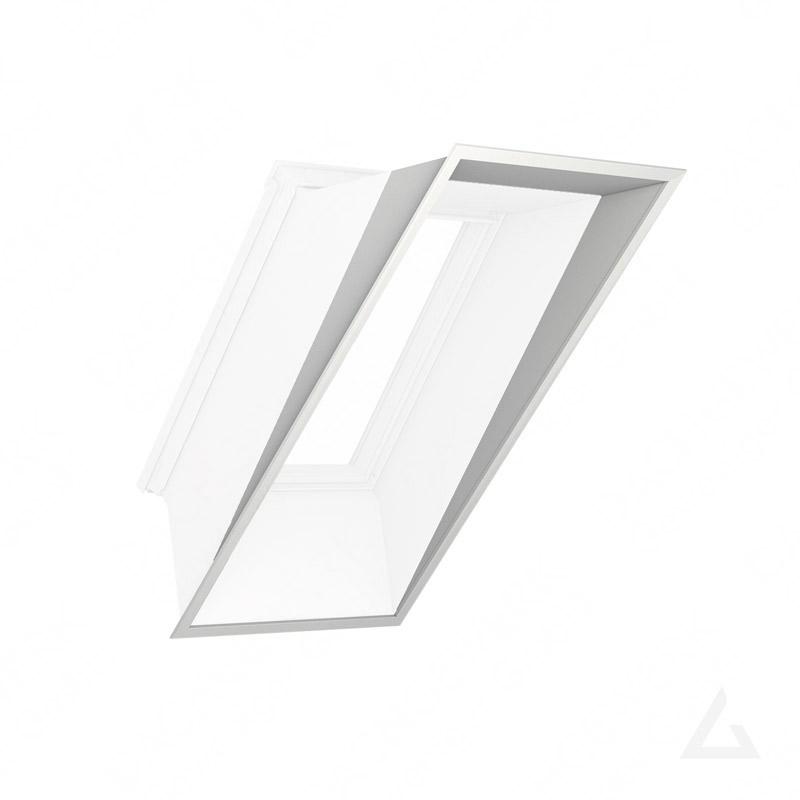 velux innenfutter zusatzelement lai f r aufkeilrahmen g nstig kaufen bei dachgewerk. Black Bedroom Furniture Sets. Home Design Ideas