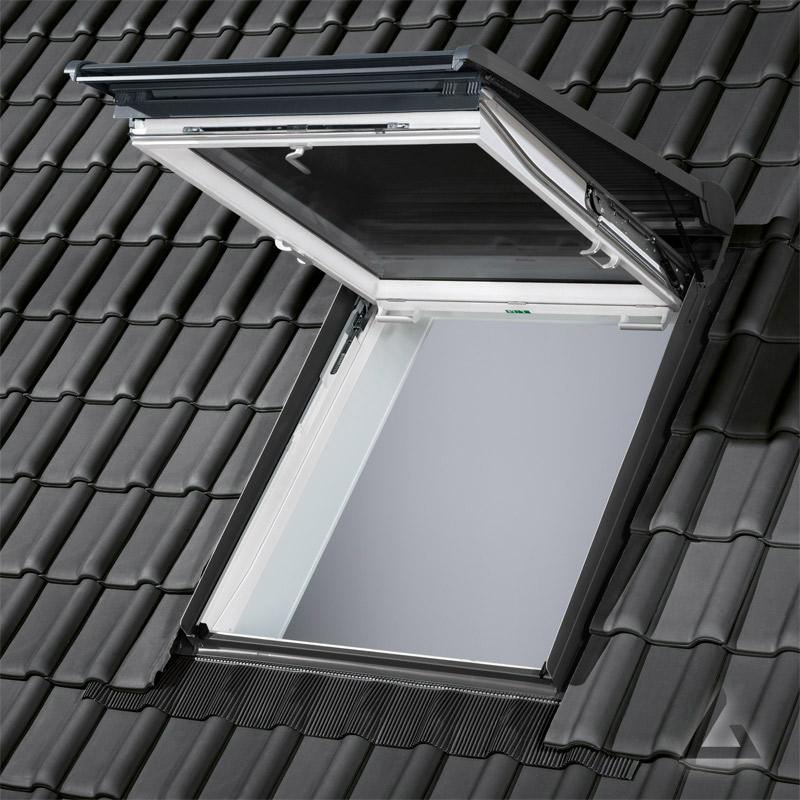 Solar Rollladen SST für Ausstiegsfenster