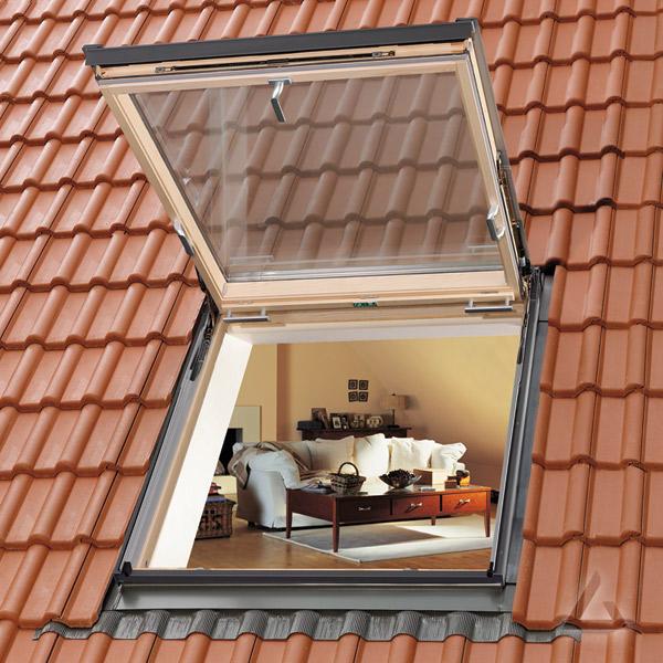 Wohnausstiegsfenster GTL Holz