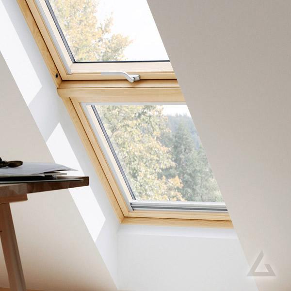Zusatzelement Dachschräge GIL Holz