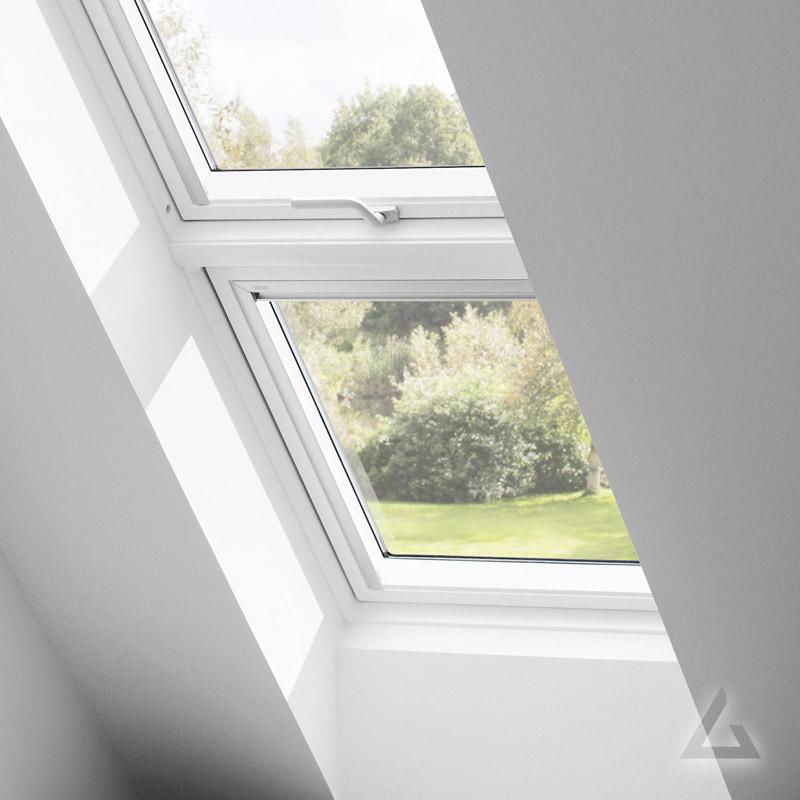 Zusatzelement Dachschräge GIU Kunststoff